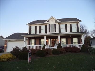 Xenia Single Family Home For Sale: 1831 Harris Lane