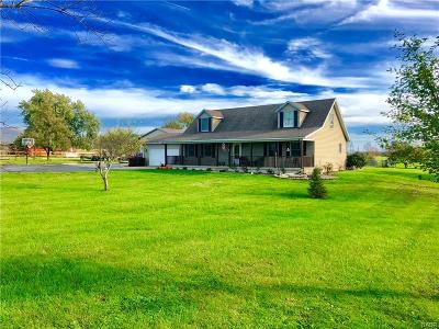 Brookville Single Family Home Active/Pending: 9712 Old Dayton Road