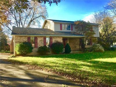 Troy Single Family Home Active/Pending: 2200 Seneca Drive