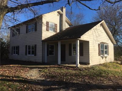 Trotwood Single Family Home Active/Pending: 5340 Oakes Road