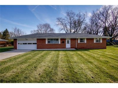 Bellbrook Single Family Home For Sale: 4231 Linda Drive