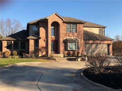 Dayton Single Family Home For Sale: 3588 Liberty Ellerton Road