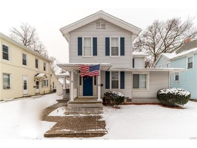 Miamisburg Single Family Home For Sale: 542 Pearl Street