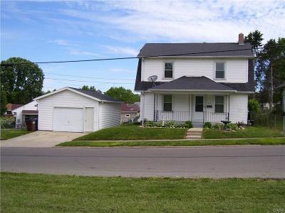Xenia Single Family Home For Sale: 252 High Street
