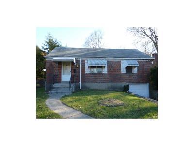 Dayton Single Family Home For Sale: 4220 Winona Avenue