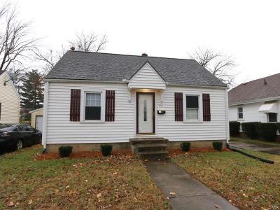 Fairborn Single Family Home For Sale: 116 Mann Avenue