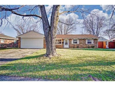 Xenia Single Family Home For Sale: 619 Colorado Drive