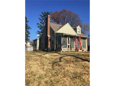 Dayton OH Single Family Home For Sale: $100,000