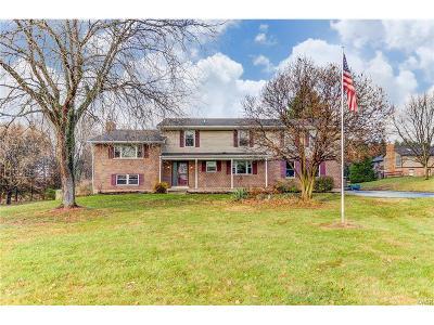 Beavercreek Single Family Home For Sale: 1536 Tamara Trail