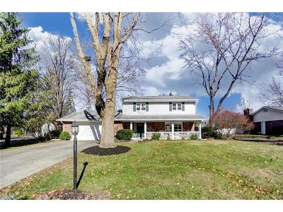 Centerville Single Family Home For Sale: 5319 Red Coach Road