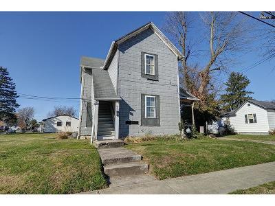 Xenia Multi Family Home For Sale: 840 Chestnut Street
