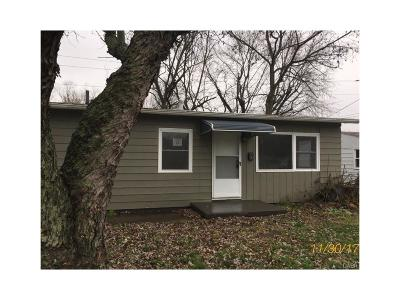 Miamisburg Single Family Home For Sale: 614 Riverview Avenue