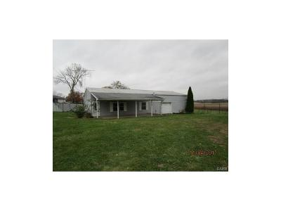 New Carlisle Single Family Home Active/Pending: 2236 Addison New Carlisle Road
