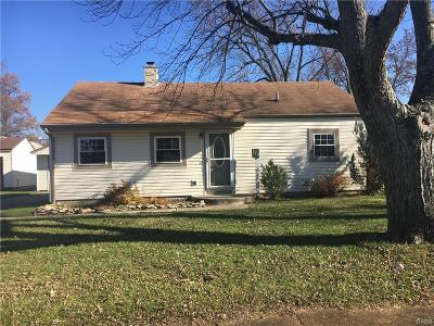 Vandalia Single Family Home For Sale: 110 Forestwood Avenue