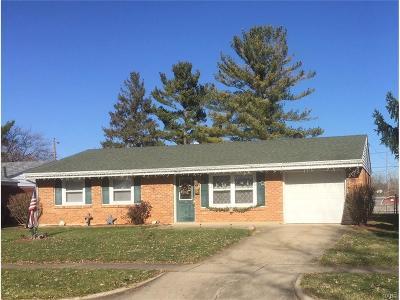 Xenia Single Family Home For Sale: 364 Bedford Avenue