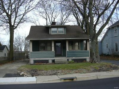 Englewood Single Family Home Active/Pending: 320 Main Street