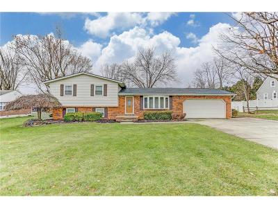 Dayton OH Single Family Home For Sale: $194,900