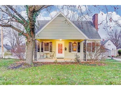 Englewood Single Family Home For Sale: 206 Walnut Street