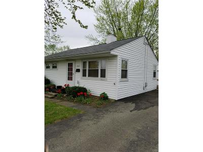 Fairborn Single Family Home For Sale: 252 Florence Avenue