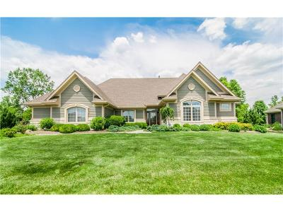 Fairborn Single Family Home For Sale: 719 Conservation Circle