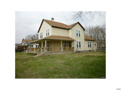 Dayton OH Multi Family Home For Sale: $111,000