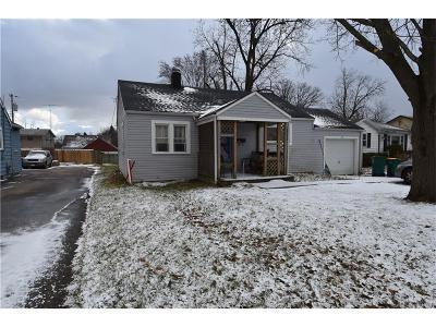 Dayton Single Family Home For Sale: 1316 Rose Bower Avenue