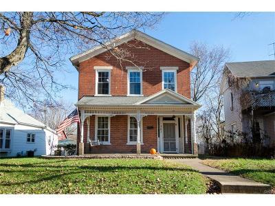 Xenia Single Family Home For Sale: 761 Detroit Street