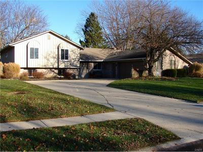 Centerville Single Family Home For Sale: 7571 Pelway Drive