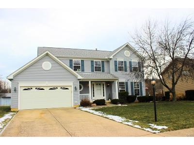 Xenia Single Family Home For Sale: 1932 Laddie Court