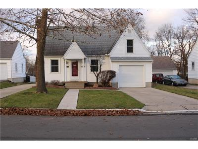 Englewood Single Family Home For Sale: 37 Orchard Avenue