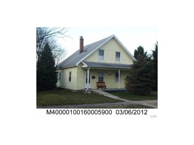 Xenia Single Family Home For Sale: 405 Walnut Street #406