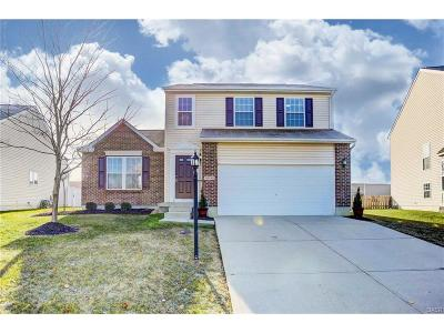 Miamisburg Single Family Home For Sale: 10152 Keithshire Court