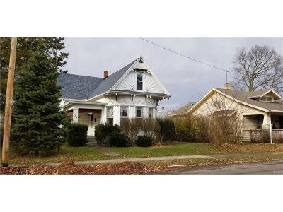 Troy OH Single Family Home For Sale: $69,900