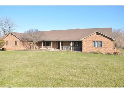 Beavercreek Single Family Home For Sale: 2550 Lantz Road