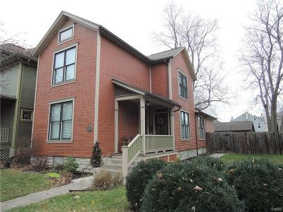 Dayton OH Single Family Home For Sale: $198,500