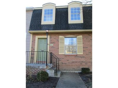 Centerville Condo/Townhouse For Sale: 2640 Kings Arms Circle