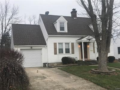 West Milton Single Family Home Active/Pending: 324 Hamilton Street