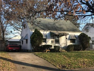 Dayton OH Single Family Home For Sale: $47,900