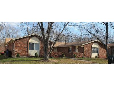 Dayton OH Multi Family Home For Sale: $169,900