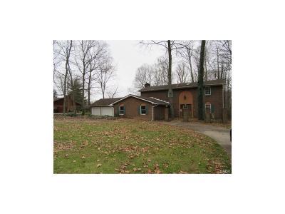 Beavercreek Single Family Home For Sale: 2937 Stauffer Drive
