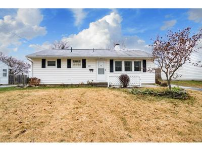 Dayton OH Single Family Home For Sale: $84,900