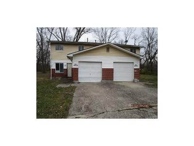 Dayton OH Multi Family Home For Sale: $24,900
