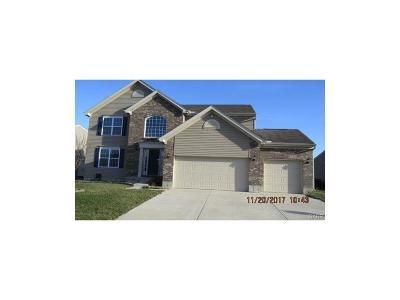 Fairborn Single Family Home For Sale: 1501 Cameron Drive