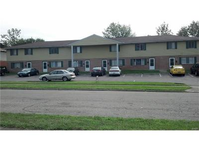 Dayton Multi Family Home For Sale: 2991 Benchwood Road