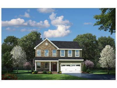 Tipp City Single Family Home For Sale: 973 Cedar Grove Drive