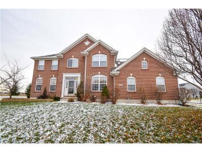 Vandalia Single Family Home Active/Pending: 1206 Foxcroft Court