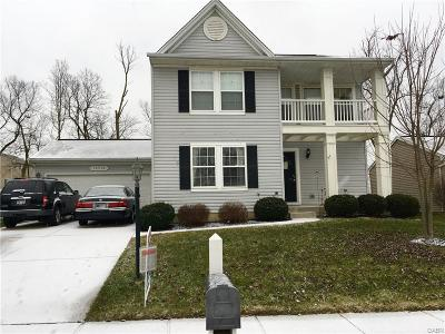 Miamisburg Single Family Home For Sale: 10284 Peacock Lane