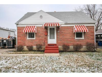 Dayton Single Family Home For Sale: 4133 Elliot Avenue