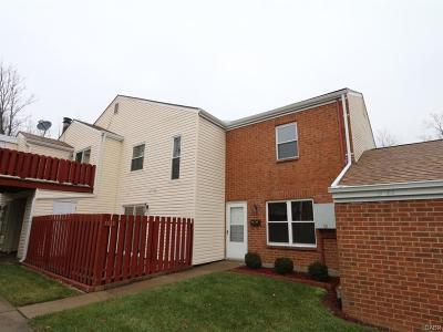 Dayton Condo/Townhouse For Sale: 5015 Well Fleet Drive