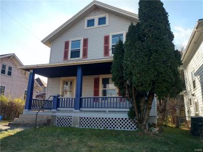 Dayton Single Family Home For Sale: 1120 Huffman Avenue